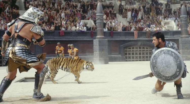 Still from Gladiator (2000)