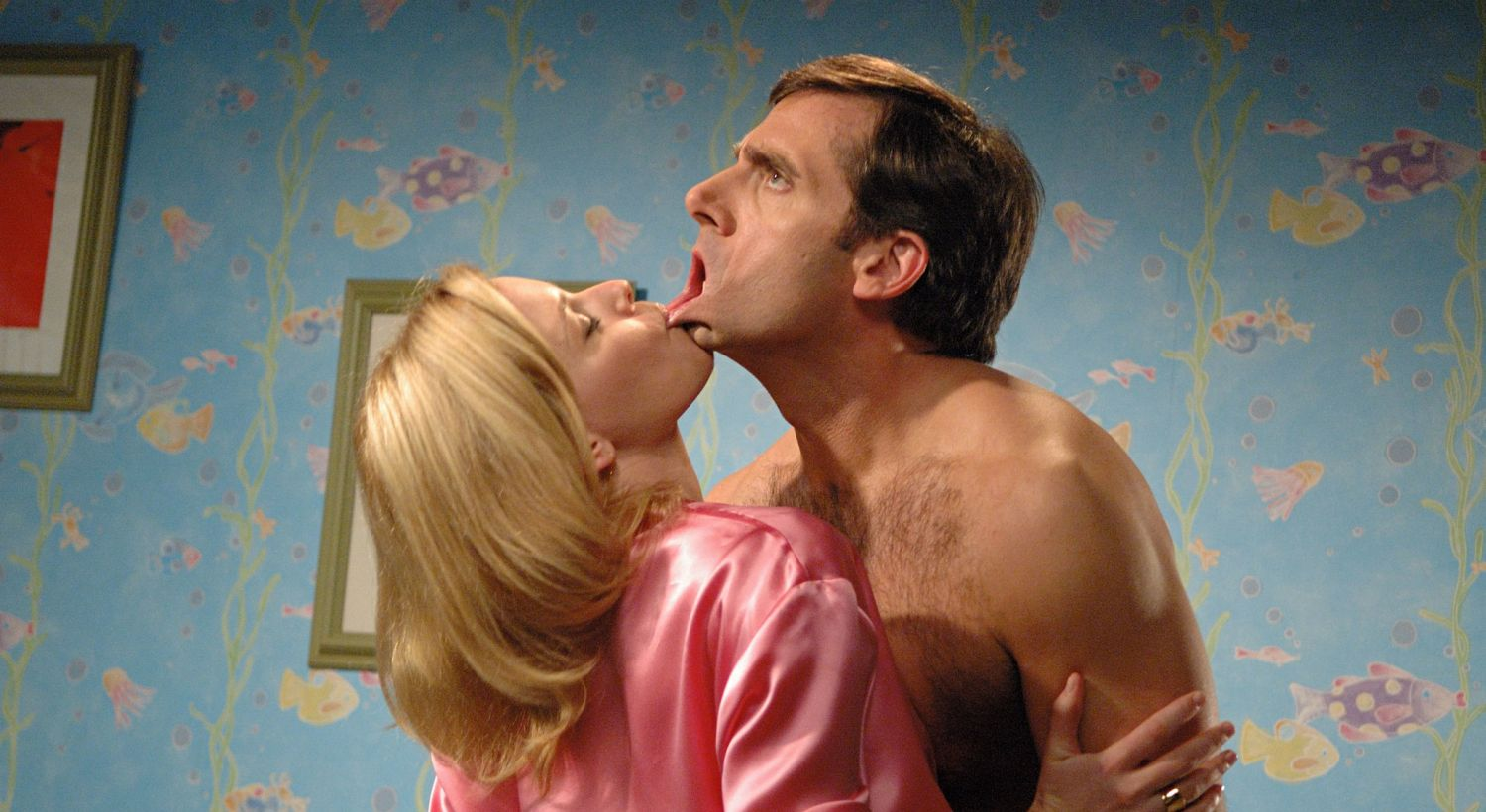 The 40 Year Old Virgin 2005 Theatrical Or Unrated This Or That Edition