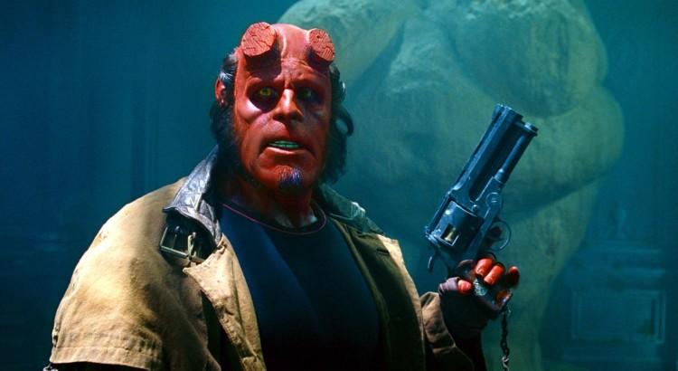 Image result for hellboy 2004