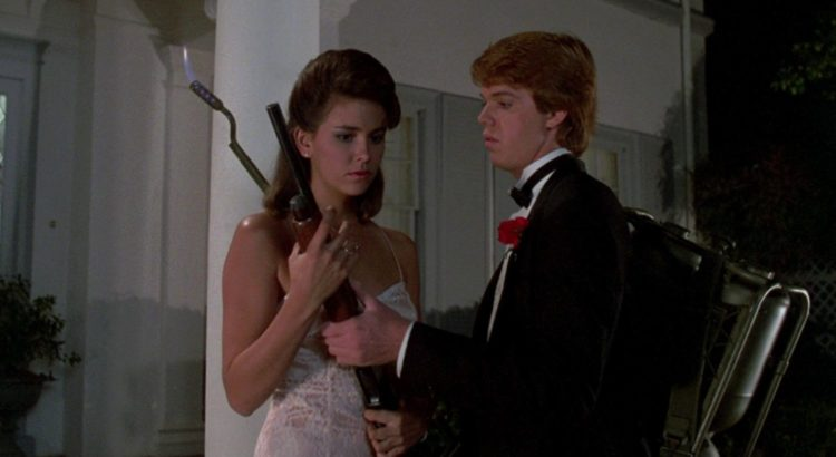 Still from Night of the Creeps
