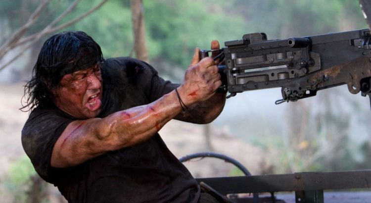 Still from Rambo