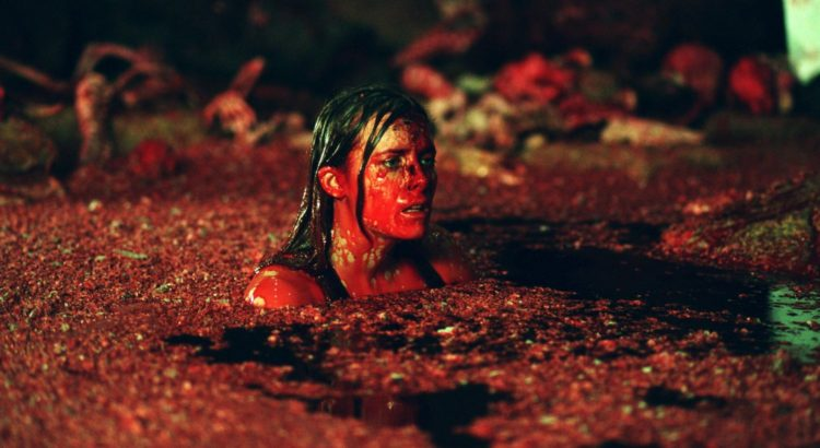 Still from The Descent