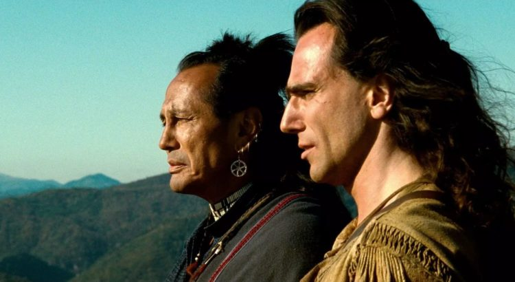 Still from The Last of the Mohicans