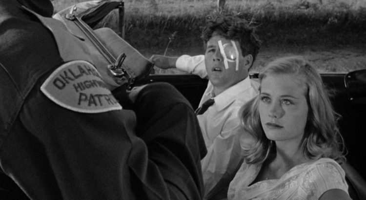 Still from The Last Picture Show
