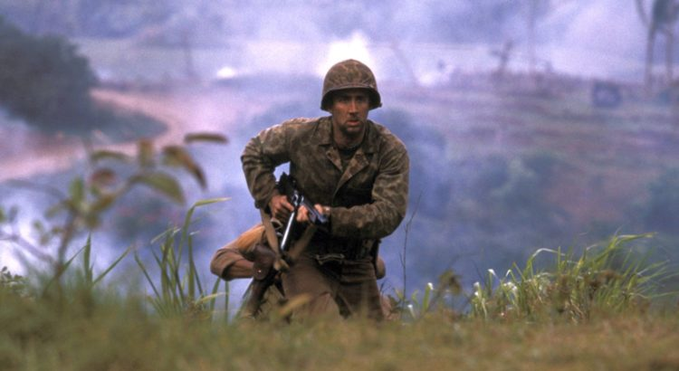 Still from Windtalkers