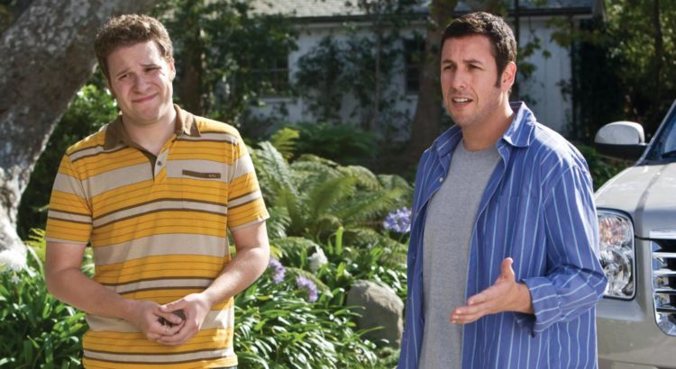 Still from Funny People