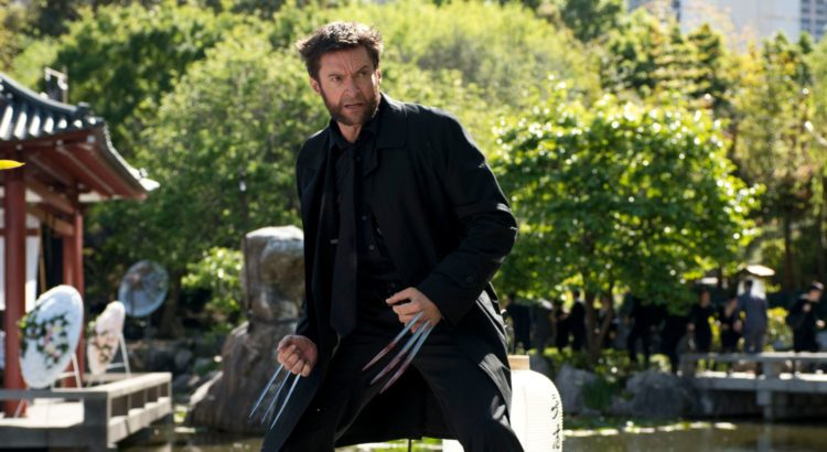 Still from The Wolverine