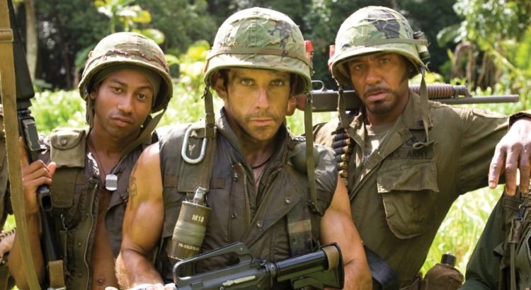 Still from Tropic Thunder