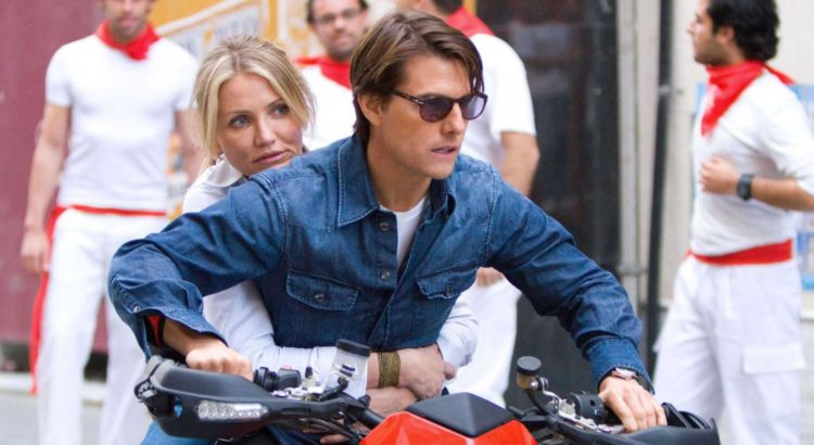 Knight and Day still