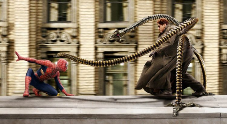 Spider-Man 2 still