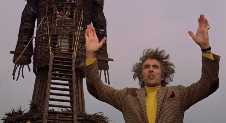 The Wicker Man still