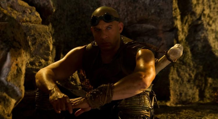 The Chronicles of Riddick still