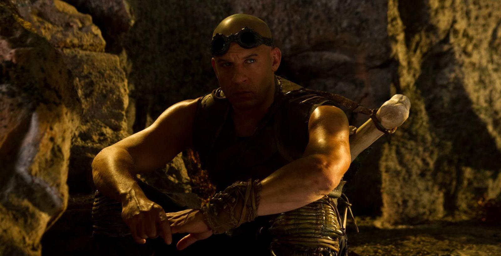 The Chronicles of Riddick still
