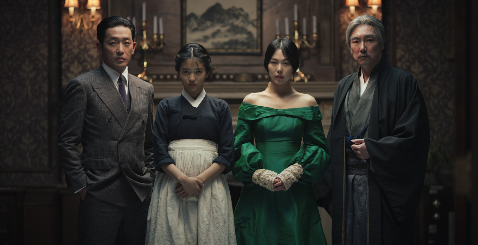 The Handmaiden still